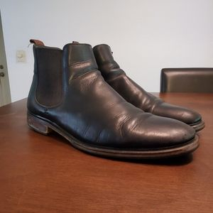 Johnston and Murphy chelsea boot